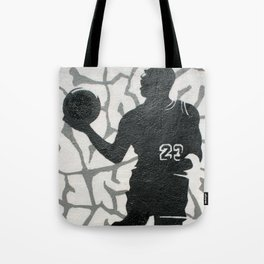 Number 23 Tote Bag