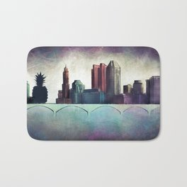 THE OTHER SIDE OF THE TOWN Bath Mat