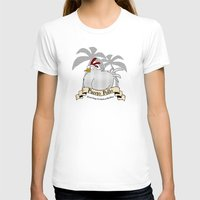 puerto rico T-shirts featuring Puerto Pollo by rKrovs