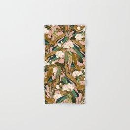 Summer Botanical Garden V Hand & Bath Towel