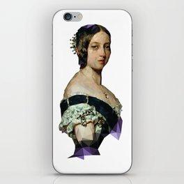 Queen Vicky iPhone Skin