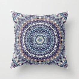 Mandala 561 Throw Pillow