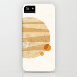 Jupiter I iPhone Case