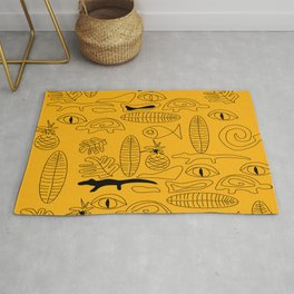 Crocodile Dream Rug