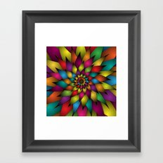 Cheery 3 Framed Art Print