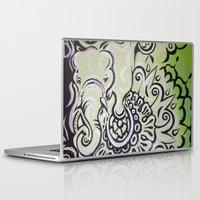 ellie goulding Laptop & iPad Skins featuring Ellie by Stephanie Darling