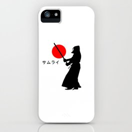Samurai 2 iPhone Case