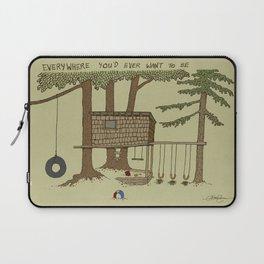 Tree Fort Laptop Sleeve