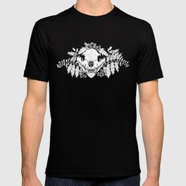 Henbane Bear Skull T-shirt