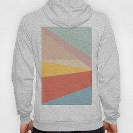 Retro Abstract Geometric Hoody