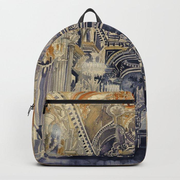 Opera de Paris Backpack