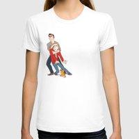 derek hale T-shirts featuring goober derek by krakenface