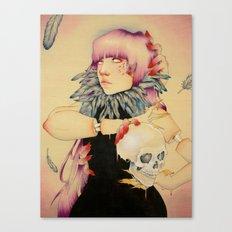 Morrighan Canvas Print