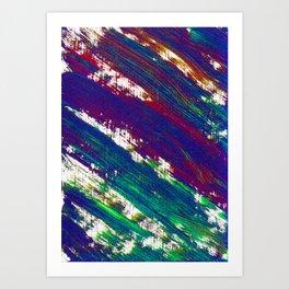 Farbe 1.1 Art Print