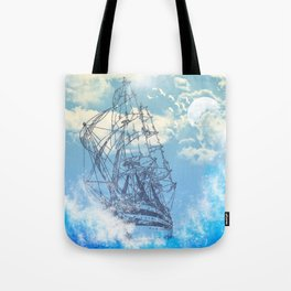 TheSea Tote Bag