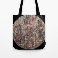 circle Tote Bags featuring Circle by dominiquelandau