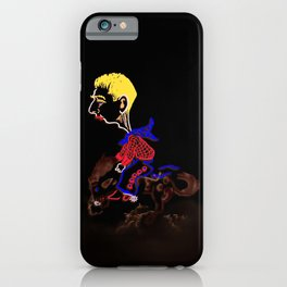 Giddy-Up Cowboy iPhone Case