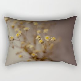 flower delight Rectangular Pillow