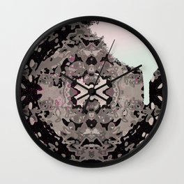 KALEIDO KOLOR SPLASH  Wall Clock