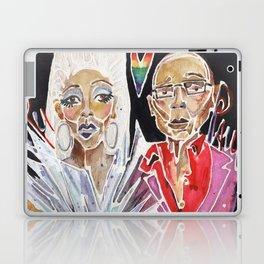 Ru Paul Laptop & iPad Skin