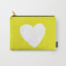 Sunshine Heart Carry-All Pouch