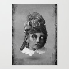 The Slither Canvas Print