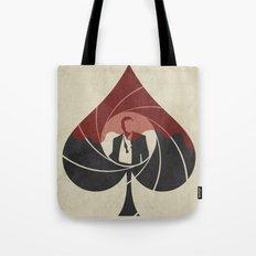 Casino Royale Minimalist Tote Bag