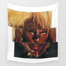 Face Swap II Wall Tapestry