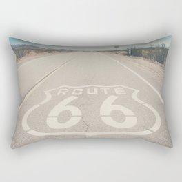 Route 66 ... Rectangular Pillow