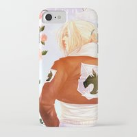 annie hall iPhone & iPod Cases featuring Annie by ivori