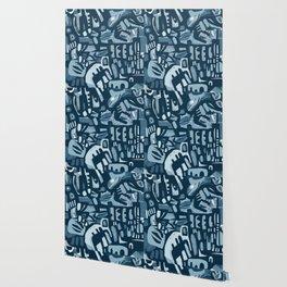 Winter Blues Wallpaper