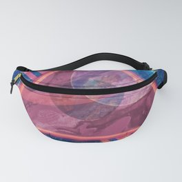 Mystic Astrology Geometry Fanny Pack