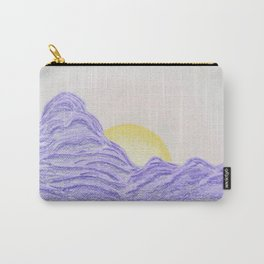 Mountain Madness, No. 2 Carry-All Pouch