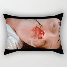 Uma's OD Digital Painting Rectangular Pillow
