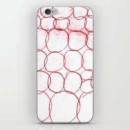 AUTOMATIC CIRCLE iPhone Skin