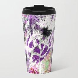 GIRAFFE FANTASY ENCOUNTER FOREST DREAM Travel Mug