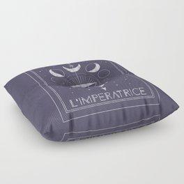 L'Imperatrice or L'Empress Floor Pillow