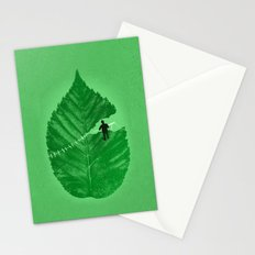 Loose Leaf Stationery Cards