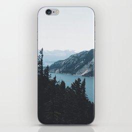 Columbia River Gorge V iPhone Skin