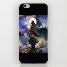 witchers dream iPhone Skin