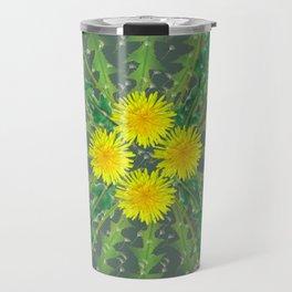 Dandelion Cycle Travel Mug