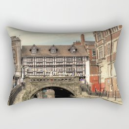 The Glory Hole Rectangular Pillow