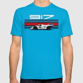 917-053 1971 LeMans Winner T-shirt