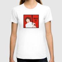 princess leia T-shirts featuring Princess Leia by Michi Donaho