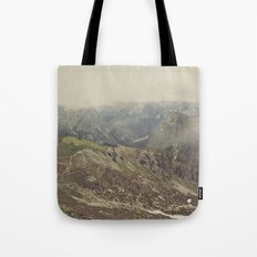 Hit the Trails Tote Bag