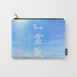 Sacred geometry. Reiki symbol. The word Reiki is made up of two Japanese words, Rei means 'Universal Carry-All Pouch