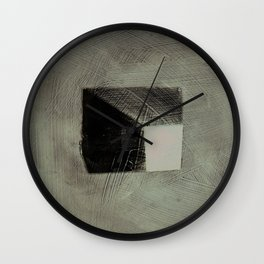 Foundations Wall Clock