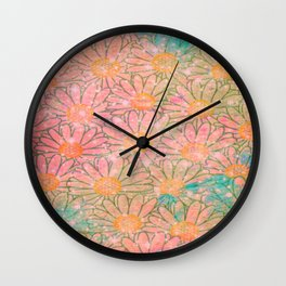 marguerite-128 Wall Clock
