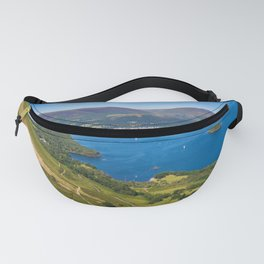Lake Derwentwater in the English Lake District Fanny Pack