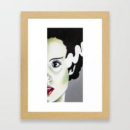 Bride of Frank Framed Art Print